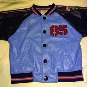 Other - Football Varsity jacket 12 mo